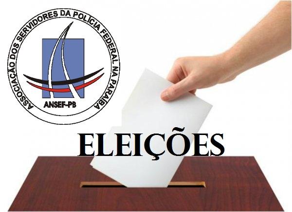 Eleições da ANSEF/PB